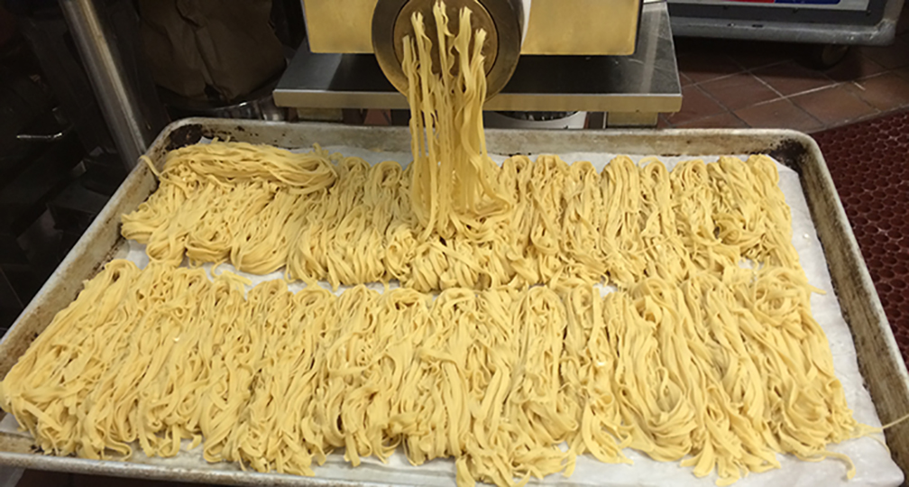 Homemade Pasta From Bruno's
