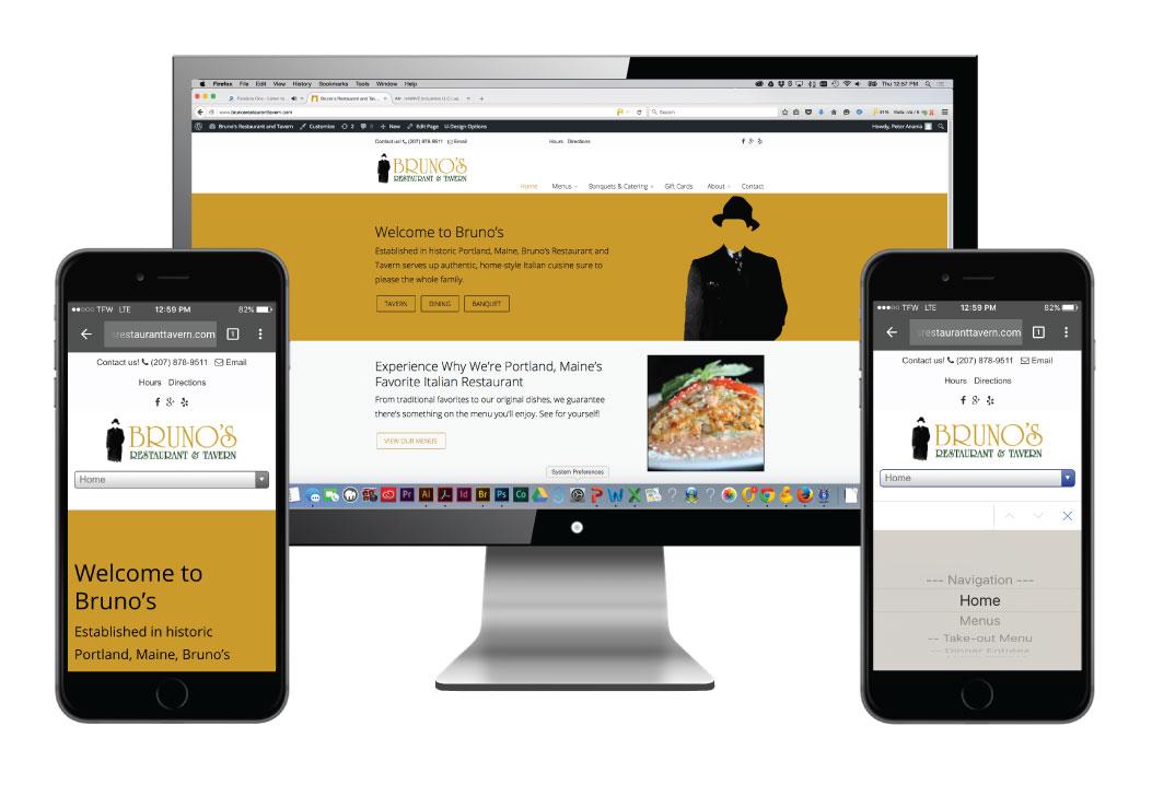 Bruno's Website